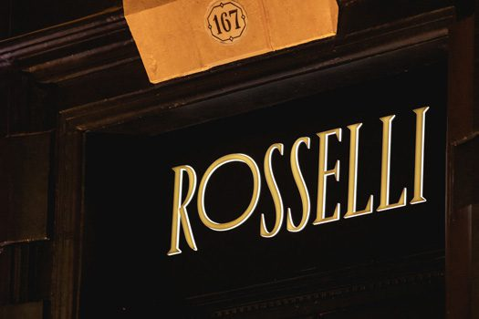 Rosselli - AX Privilege - Official Opening
