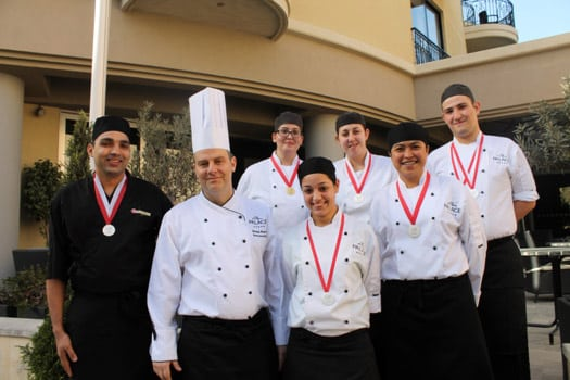 AX The Palace - Chefs Awards