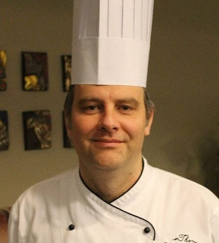 AX The Palace - Joseph Xuereb, Executive Chef
