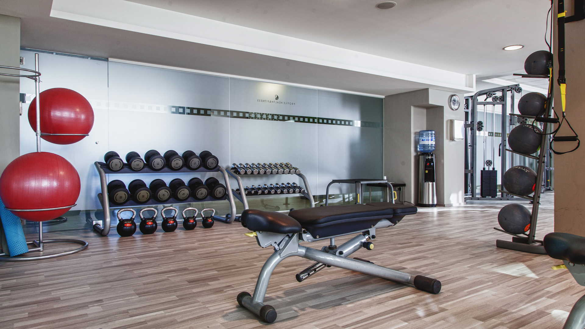 AX The Palace - Fitness - Gym