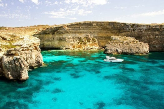 Comino and Blue Lagoon