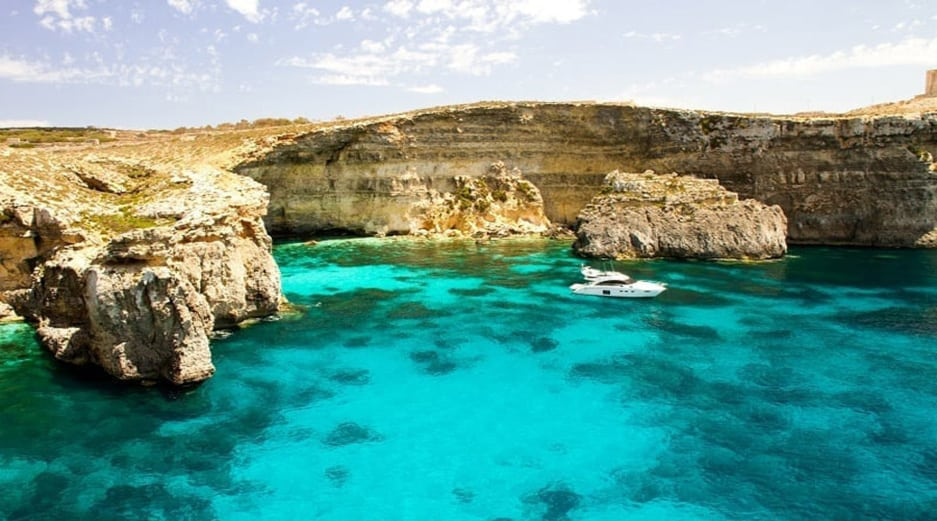 Malta Boat Trips - Comino and Blue Lagoon