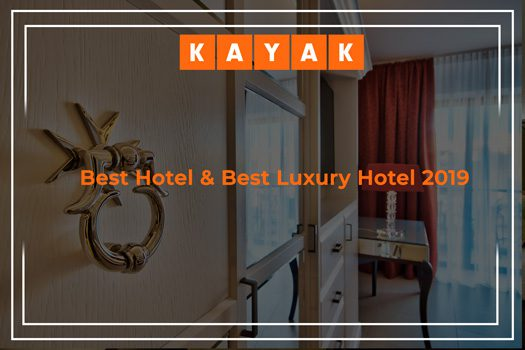 Kayak - Best Hotel 2019