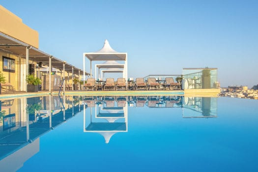 Day by the Pool Sliema - AX The Palace