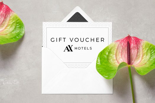 AX The Victoria Hotel - Gift Vouchers