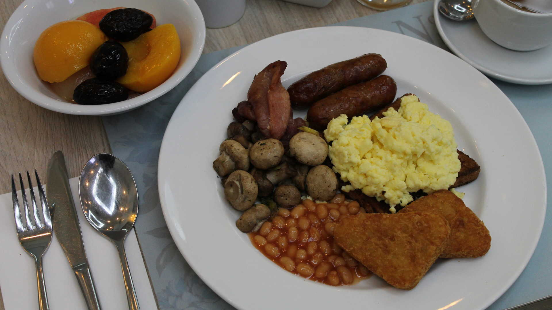 AX The Victoria Hotel - Copperfields Buffet Breakfast