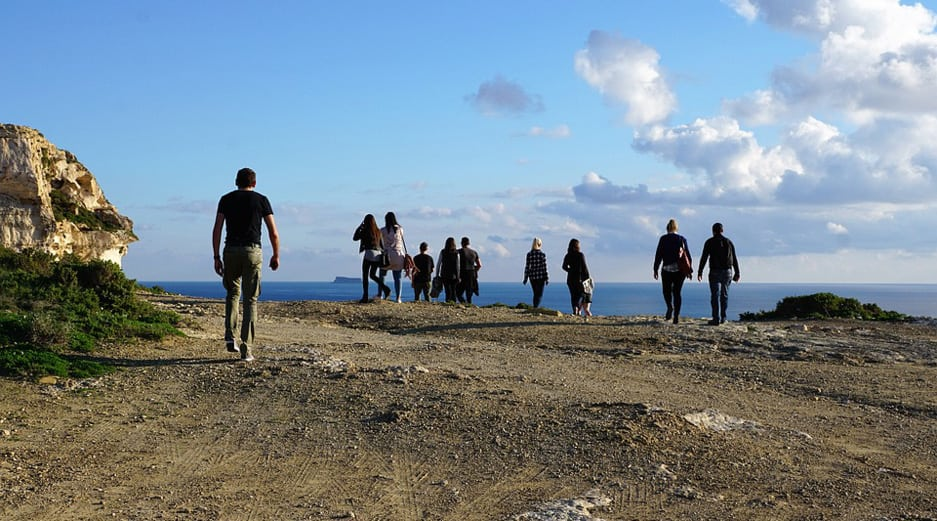 Hike - Top Free Things to do in Malta