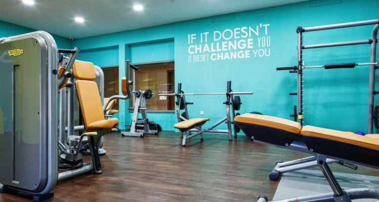 AX Sunny Coast Resort and Spa - Fitness - Gym