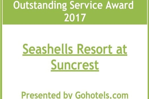 AX Seashells Resort at Suncrest - Gohotels Award
