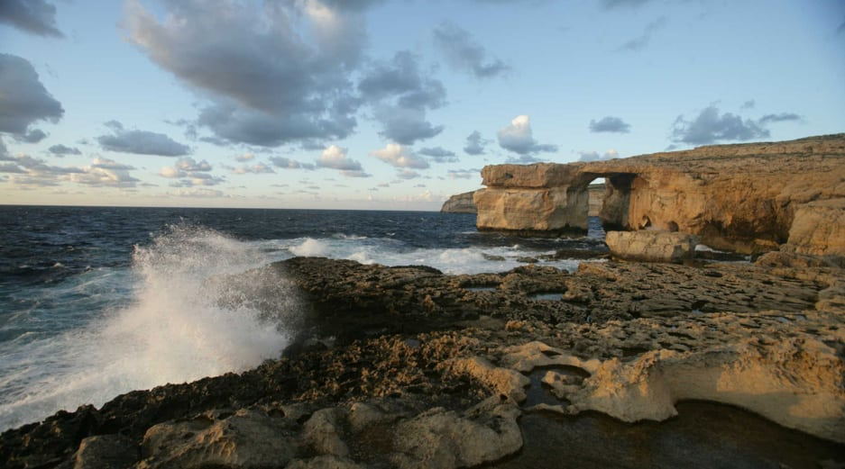 Best Beaches in Gozo - Dwejra Bay