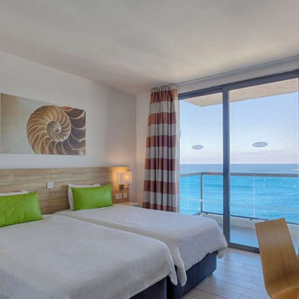 AX Seashells Resort at Suncrest - Deluxe Sea View Room