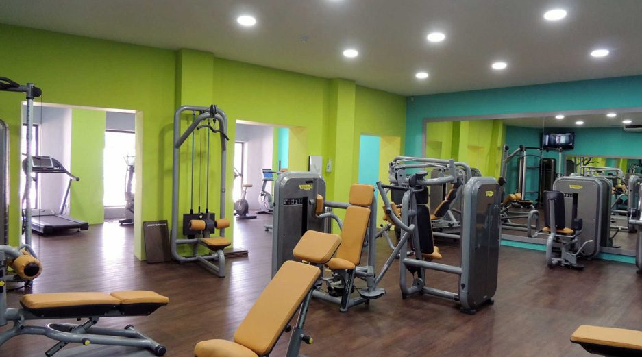 AX Seashells Resort at Suncrest - Fitness - Gym