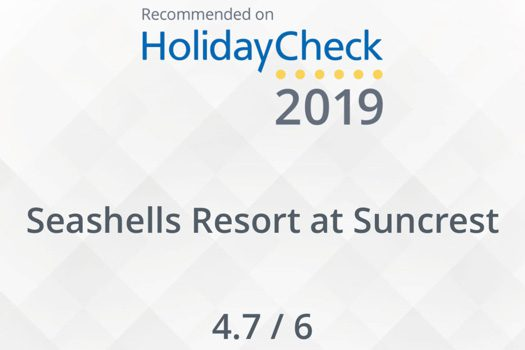 AX Seashells Resort at Suncrest - Holiday Check