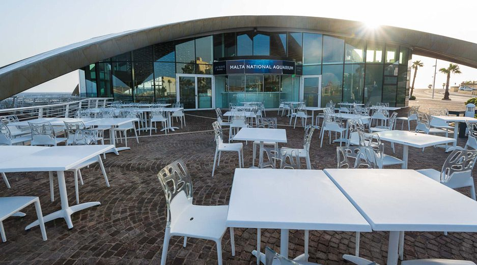 National Aquarium Restaurant, Malta