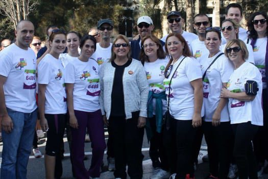 AX Palazzo Capua - President's Solidarity Fun Run