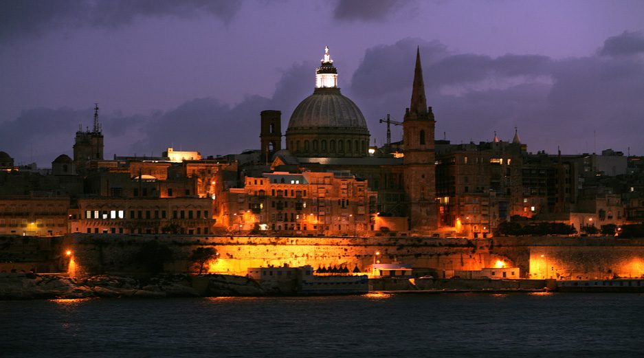 Valletta Night