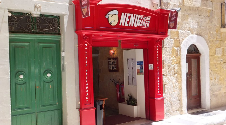 Valletta restaurants - Nenu the Artisan Baker